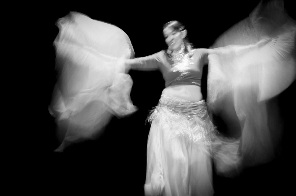 Danse orientale flou artistique